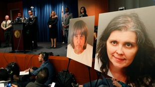 Riverside County District Attorney Mike Hestrin announced the charges against the couple on Thursday.