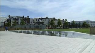 Millennium town park