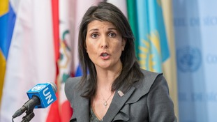 Nikki Haley offers no apology for Trump's 'racist' remarks during meeting with UN Africa Group