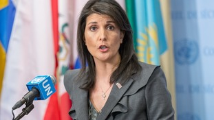 """Haley: """"Africa is very important for the United States."""""""