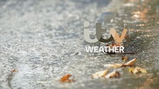 Sunny periods and scattered rain or hail showers