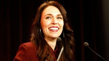 New Zealand new prime minister announces pregnancy
