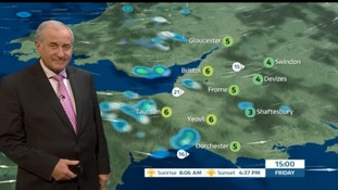 Enjoy the sunshine but dodge the showers in the West