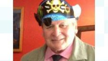 75 year old Peter Heywood