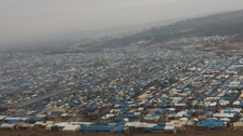 'Hopeless' situation inside Syria's 'safe haven' turned death trap