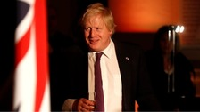 Boris Johnson proposes building a bridge across the Channel to better connect Britain and France