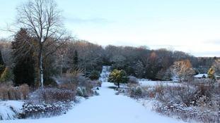 Snow in Harrogate