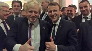 Boris Johnson's proposal of bridge across the Channel met with mixed response
