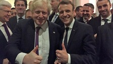 Bridge over troubled water? Johnson proposes UK-France link
