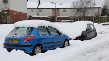 Weather warning: More snow and ice expected across Dumfries and Galloway