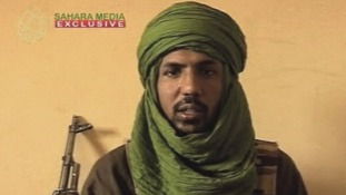 Al-Qaida in the Islamic Maghreb (AQIM) spokesman Abdallah al-Chinguetti