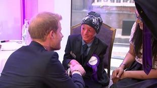 Prince Harry with Marni