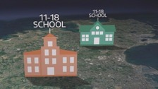 States vote for the two school model in Guernsey