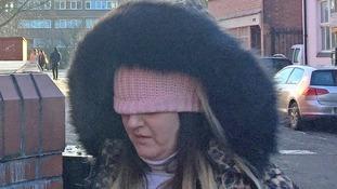 Natasha Gordon was jailed for four years