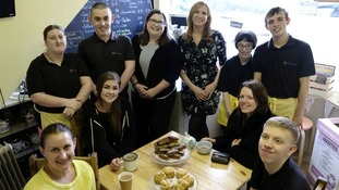 North East charity cafe needs more space to grow