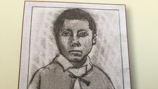 African slave boy's grave in Brighton is restored