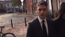 Football agent who killed M6 highways officer and paralysed another is jailed for seven years