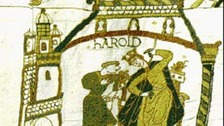 Is the Bayeux Tapestry heading for Hampshire?