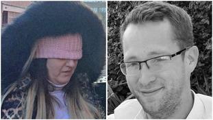 Natasha Gordon and Matthew Birkinshaw.