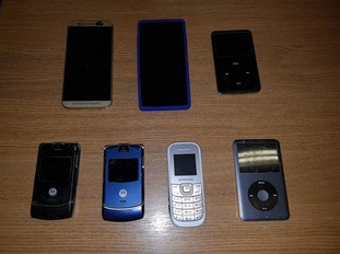 Police also seized a number of mobile phones.
