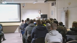 Workshops offered to Carillion apprentices