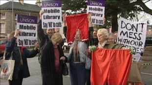 In 2011, Somerset and Gloucestershire County Councils were blocked from withdrawing funding from some libraries by a High Court judge.