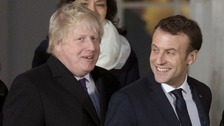 A bridge too far? No.10 casts doubt on Johnson's UK-France link