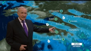 Weather: Variable cloud and rain on Sunday