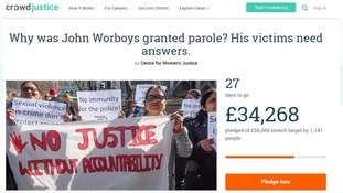 Two of Worboys' victims are crowdfunding for legal fees.