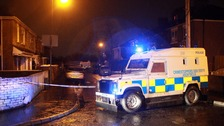 Police are attending the scene of a shooting in west Belfast.