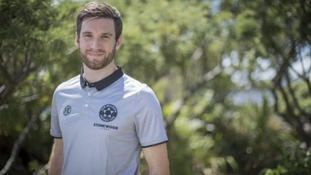 Former GFC forward signs with New Zealand league leaders