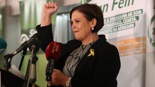 Mary Lou McDonald set to be next Sinn Féin president