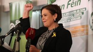 Mary Lou McDonald set to succeed Gerry Adams as Sinn Fein leader