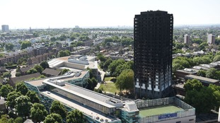 The Grenfell Tower fire started in a fridge freezer.