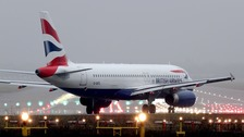 'Drunk' British Airways pilot removed from flight