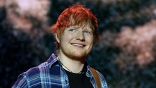 Ed Sheeran engaged to girlfriend Cherry Seaborn