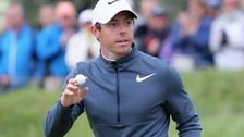 McIlroy in contention ahead of final round in Abu Dhabi
