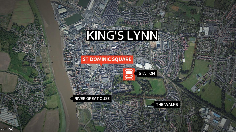 appeal for witnesses after king 39 s lynn sexual assault. Black Bedroom Furniture Sets. Home Design Ideas