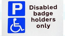 Blue badge permits rolled out to hidden disabilities