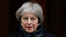 Theresa May announces 'tough new rules' on irresponsible bosses