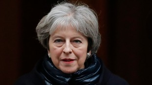 Theresa May said tough new rules will be introduced to tackle the behaviour of executives who try to line their own pockets.