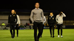 Robbie Neilson's time at MK Dons is over.