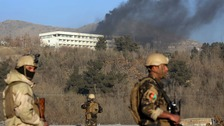 Security forces end standoff with gunmen at Kabul hotel