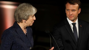 Macron says UK can have bespoke Brexit deal but it can't 'cherry-pick' between models