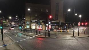The incident happened in Osborne Street.