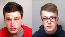 Teenagers wanted in connection with attempted murder