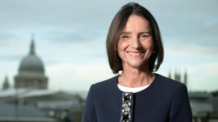 Carolyn Fairbairn, director general of the the CBI, will lay out a warning to Mrs May