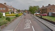 Police were called to an address  in Valley View in Brownhills