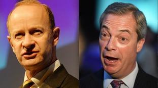 Bolton's refuses to quit UKIP leadership as Farage 'plots' return to British politics