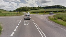 Three killed in horror crash on the A339 in Hampshire